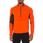 Saucony -  Bluza do biegania Epic Drylete Fitted Sportop 80729-VPPH