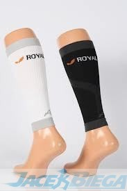 Royal Bay - Opaski kompresyjne na łydki Compression Calf Sleeves