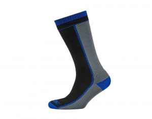 SealSkinz - Skarpety MID WEIGHT MID LENNGTH SOCK WITH MERINO WOOL